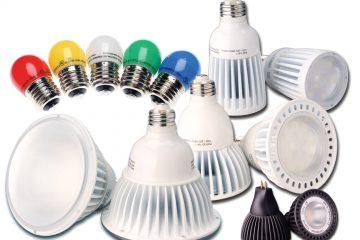 محصولات روشنایی